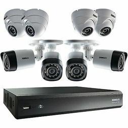 LOREX LHV00161TC8PM 16-Channel Mpx HD DVR with 1TB & 8 720p