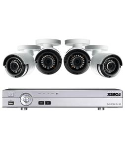 lorex dv9081 8 channel 4k security system
