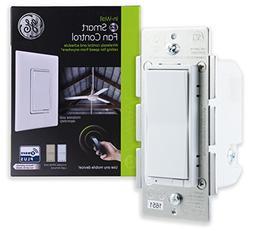 GE Enbrighten Z-Wave Plus Smart Fan Control, Speed ONLY, in-