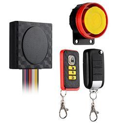 BlueFire Motorcycle Security Kit Alarm System Anti-Hijacking
