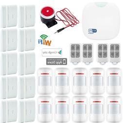 N65 WIFI IP Cloud Internet APP Smart Wireless Home Security