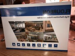 New !! CCTV 4G 5in1 DVR 720P Surveillance Camera Security Sy