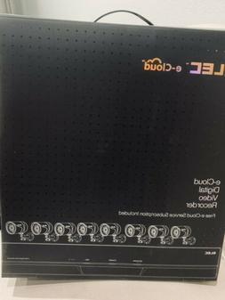 NEW ELEC e-Cloud 8 Channel Security CCTV Camera System - REA