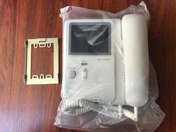 New Aiphone KC-1MRD Video Monitor Security  Intercom System