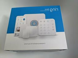 *New Sealed* Ring Wireless Alarm Home Security System 8-Pc K