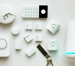New SIMPLISAFE The Haven Security System: 14 Pieces + Free S