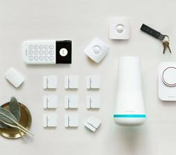 NEW SimpliSafe The Stonefort Cloud security System 15 PIECES