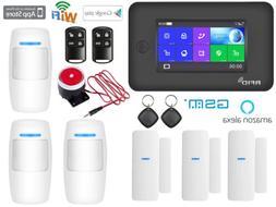 O47 APP WiFi+GSM+RFID Wireless Home Security Alarm Burglar S