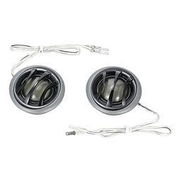 KKmoon One Pair 2 Inch 150W Micro Dome Car Audio Tweeters Sp