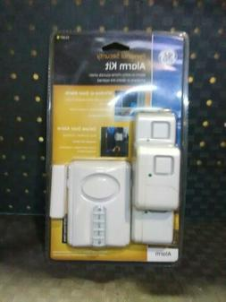 GE PERSONAL SECURITY ALARM KIT 51107 WINDOW DOOR ALARMS NEW