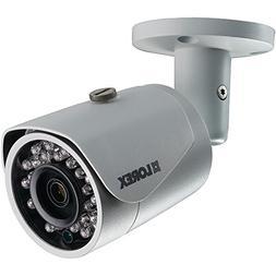 4.0-Megapixel HD PoE Bullet Camera, White