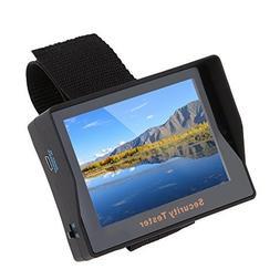 "KKmoon Portable 3.5"" TFT Color LEDTest Monitor CCTV Camera S"