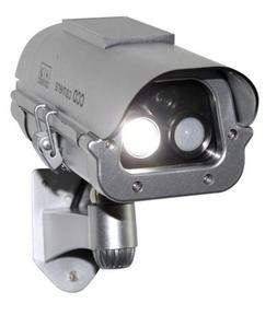Free Shipping!!Solar Powered CCTV Security Fake Dummy Camera