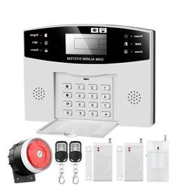 Professional Wireless Home Office Security System Remote Con