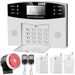 Thustar Professional Wireless Home Office Security System