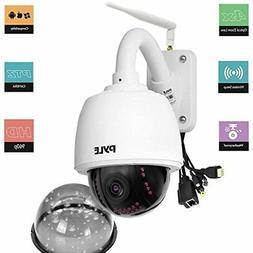 Outdoor IP Camera Optical Zoom - 960p HD Weatherproof Wirele