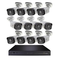 Q-SEE H164K2.12 5MP 16 CHANNEL IP SECURITY SYSTEM 980168055