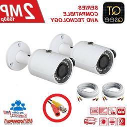 Q-SEE  QTH8053B  HD 1080p Bullet Security Camera Night Visio