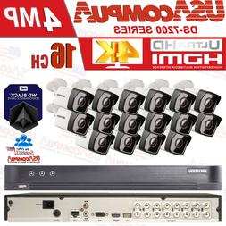 Q-See Security Camera System 16CH Channel 16CAMERA 1080P DVR