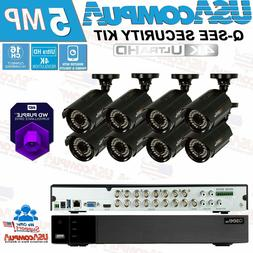 Q-See Security Camera System 16 Channel 8 CAMERA 1080P 3TB