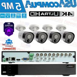 Q-See Security Camera System 8 CH Bullet Camera 2TB Hard Dis