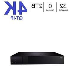 Q-See 4K  QT-IP NVR IP Ultra-HD 32-Channel with 2TB HDD with
