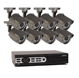 Q-See Surveillance System QTH916-8AG-2 16-Channel HD Analog