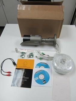 Q-See QTN8043B 4MP/1080p HD Varifocal Bullet Security Camera
