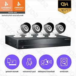 Samsung Manufacturer Refurbished SDH-B3040 4 Channel 720p HD