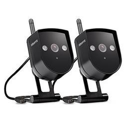 Zmodo Replay 720P IP WiFi Network Camera Home Security Outdo