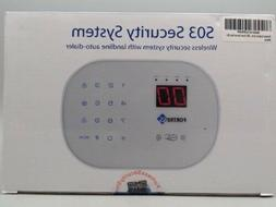Fortress* Security Store S03 WiFi and Landline Alarm System