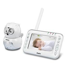 VTech Safe & Sound Owl Digital Video Baby Monitor Pan & Tilt