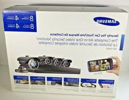 Samsung SDS-V4041 8-Channel DVR Security System