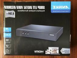 Annke Security 1080P Lite Digital Video Recorder Surveillanc