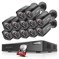 ANNKE 16-Channel Security Camera System HD-TVI 1080P Lite Vi