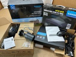 ANNKE Security System w/ 4 Turbo HD Cameras & Young Series 1