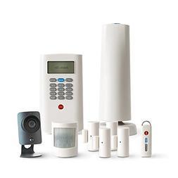 SimpliSafe Wireless Home Security Command Bravo w/Camera