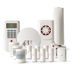 SimpliSafe Wireless Home Security Command Echo