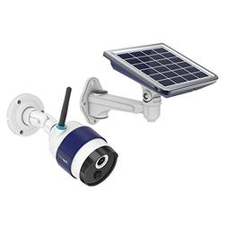 FREECAM Solar Powered wifi Camera Motion-Activated Truly Wir
