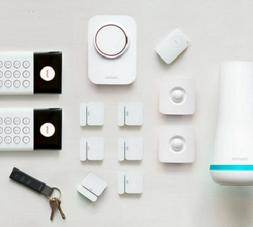 SimpliSafe The Fortress security System 14 PIECES + FREE SIM