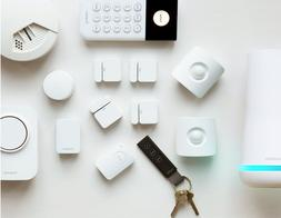 SimpliSafe The Haven Obsidian security System: 14 PIECES + F