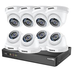 ANNKE 8-Channel HD-TVI 3MP Security DVR Recorder and  1920TV