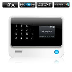 Golden Security WIFI GSM 3G GPRS Burglar Security Alarm Syst