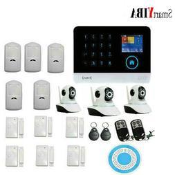 SmartYIBA WIFI/GSM/GPRS Wireless <font><b>Home</b></font> <f