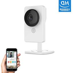 1080p HD WIFI Security Camera - Wide Angle Panorama  Video M