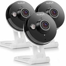 Zmodo 720p HD WiFi Wireless Home Security Camera System Two-
