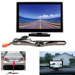Wireless Backup Camera System, IP69K Waterproof Wireless Lic