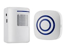 Wireless Home Security Driveway Alarm, Enegg Entry Alert, Vi