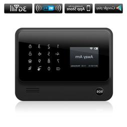 Golden Security Wireless Home Security WIFI GSM 3G GPRS Alar