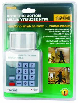 HomeSafe Wireless Infared Motion Detector Security Alarm Sys